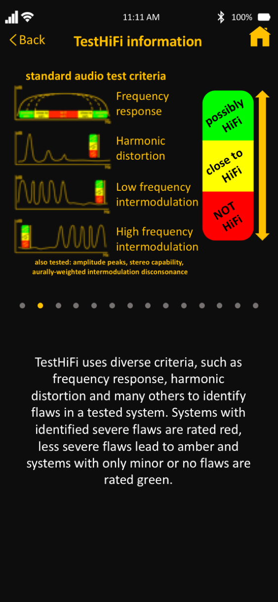 TestHiFi App, sound test, audio test, hifi test,