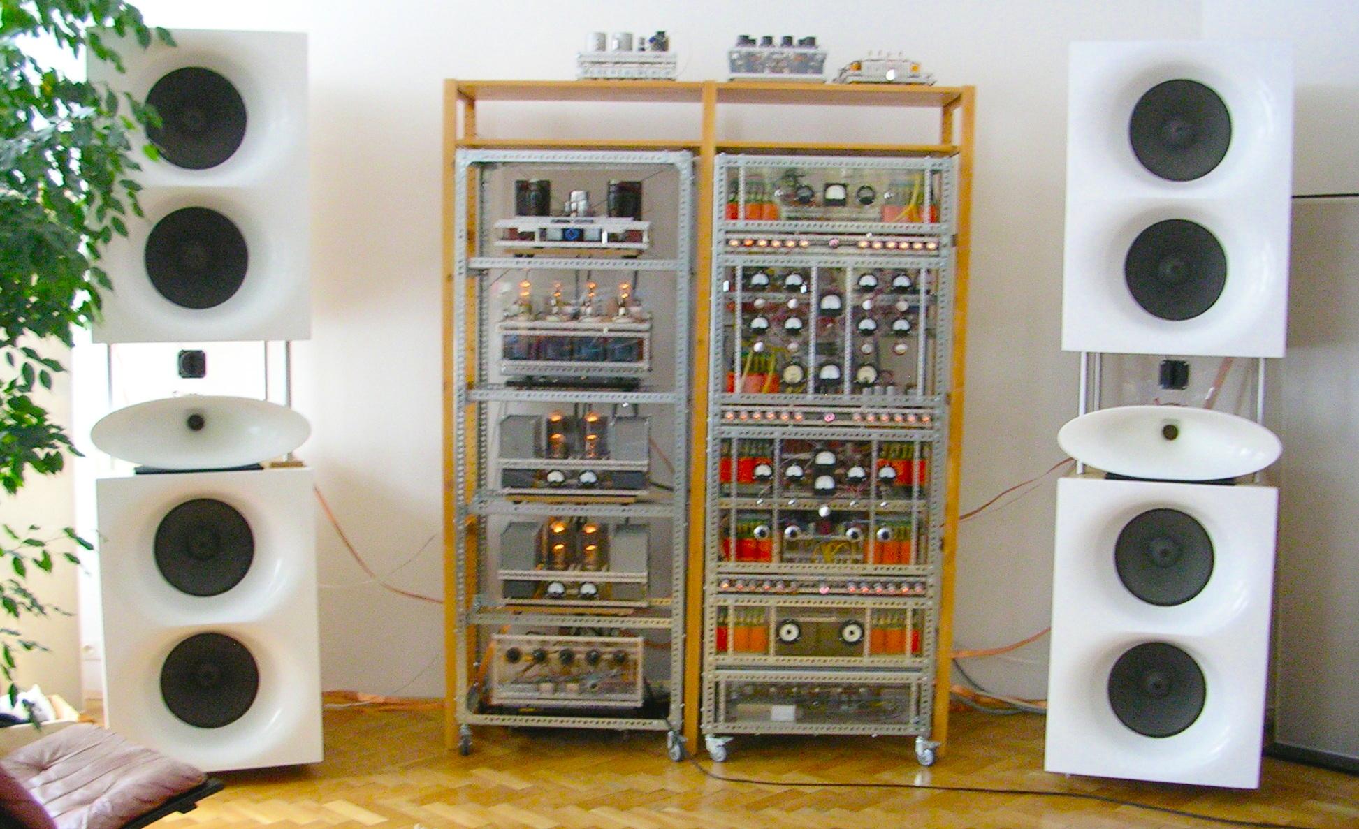 Acoustic radiation impedance